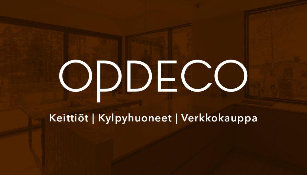 OPDECO Keittiöt, Kylpyhuoneet, Verkkokauppa